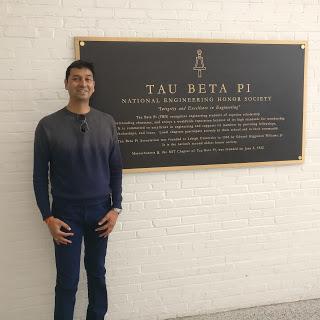 MA Beta, MIT plaque